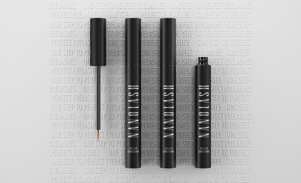 eyelash and eyebrow serum Nanolash
