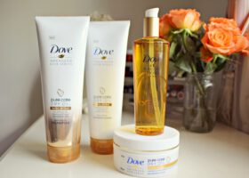Dove Pure Care Dry Oil Conditioner